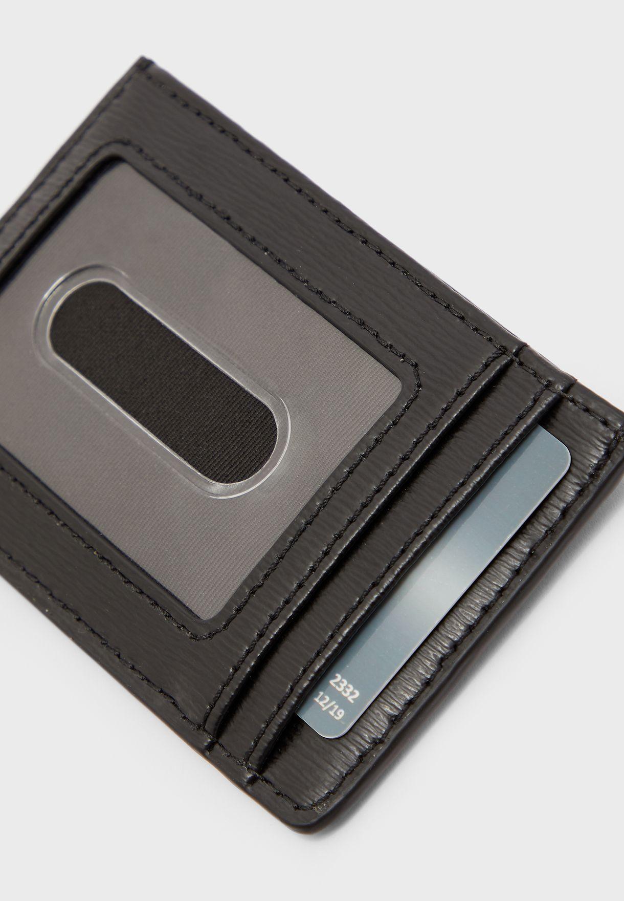 محفظة بطاقات رفيعة