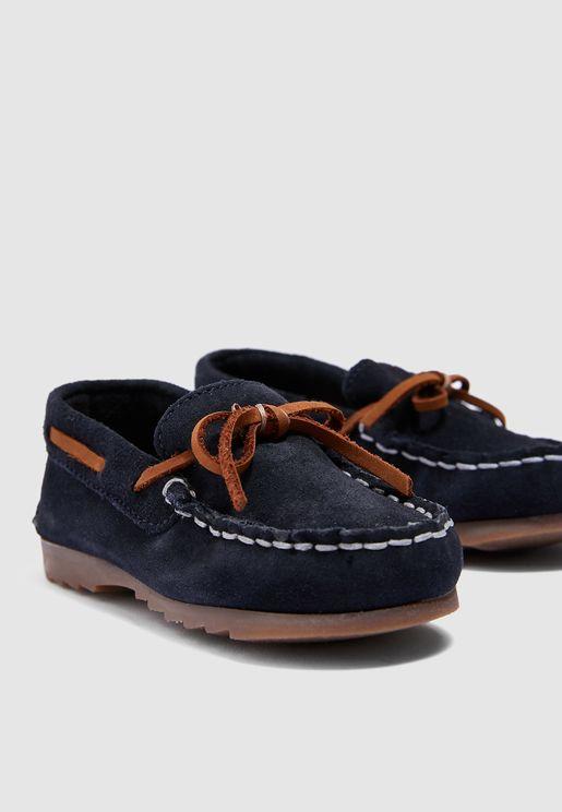 حذاء لوفر للاطفال