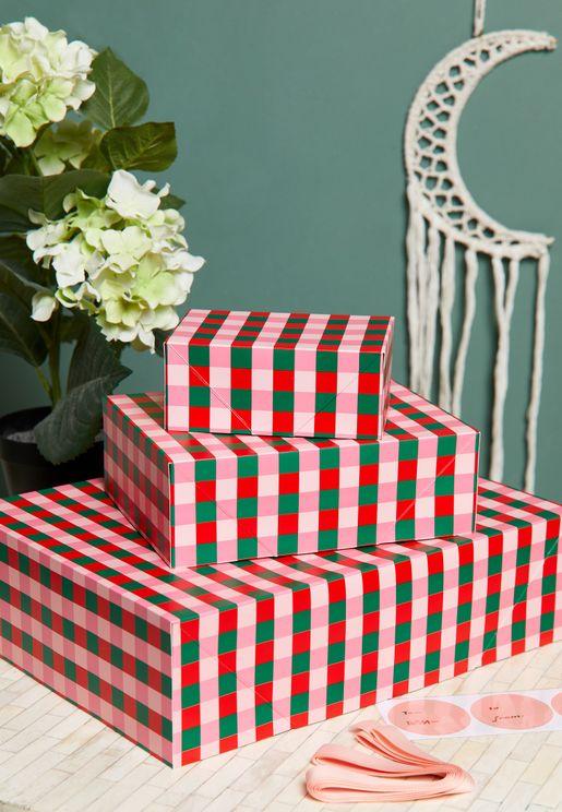 ورق تغليف الهدايا