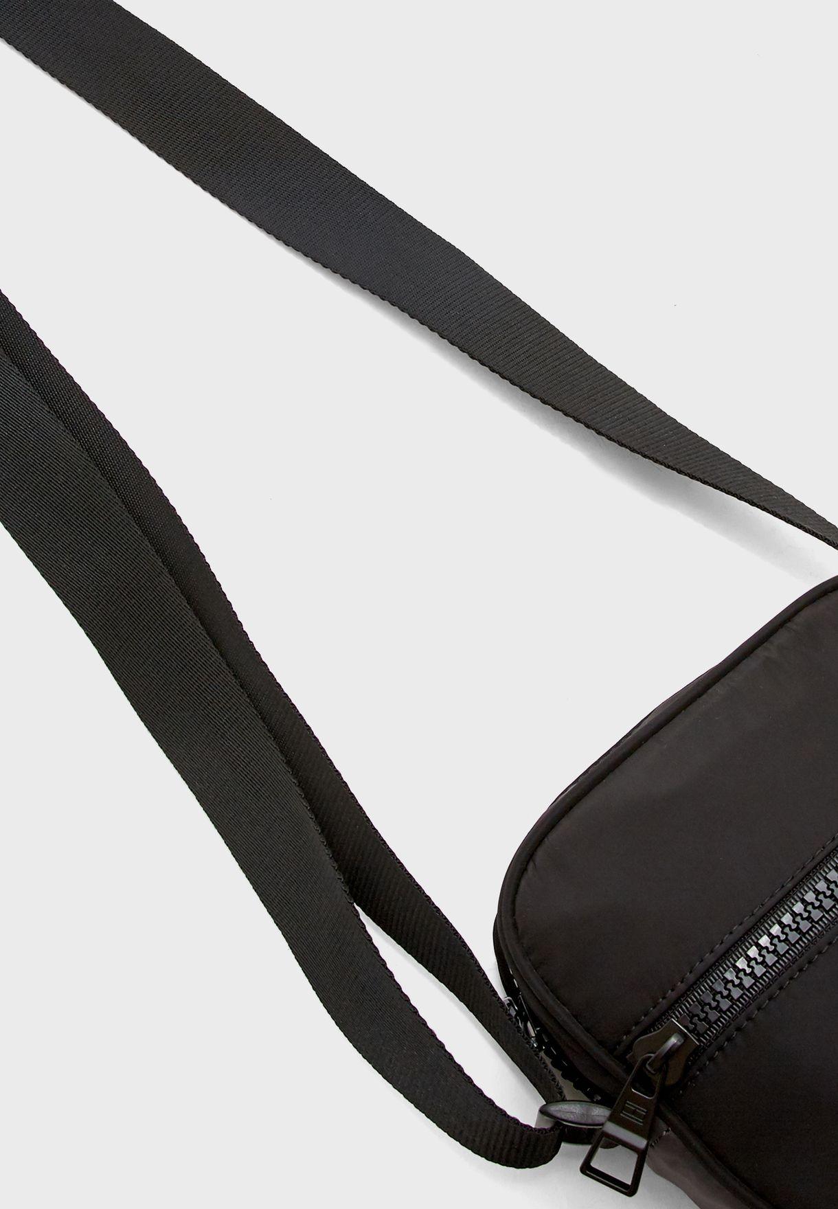 Logo Mini Messenger Bag