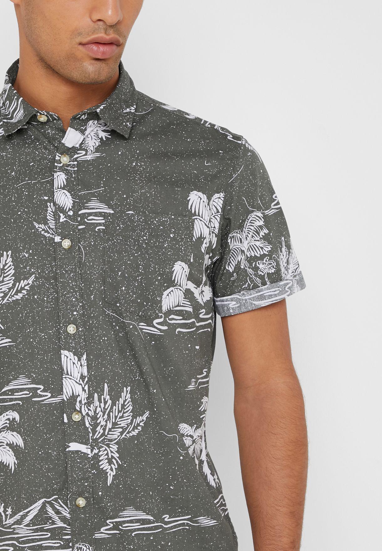 Island AOP Shirt