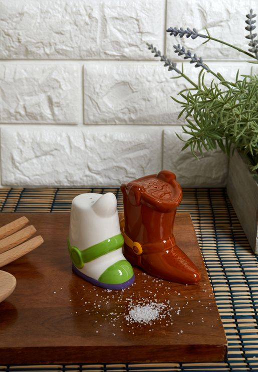 Toy Story Salt & Pepper Shakers