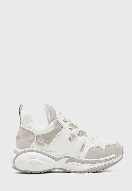 Cray Low-Top Chunky Sneakers