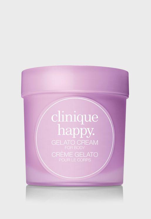 Happy Gelato Cream For Body  - Sugar Petals