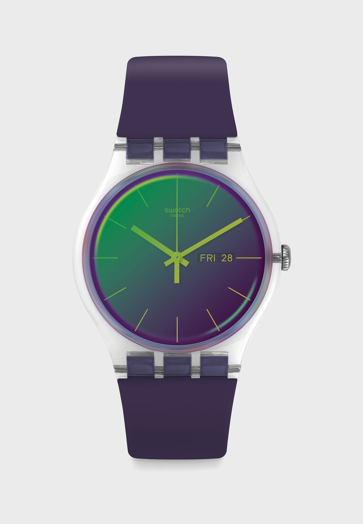 Polapurple Analog Watch