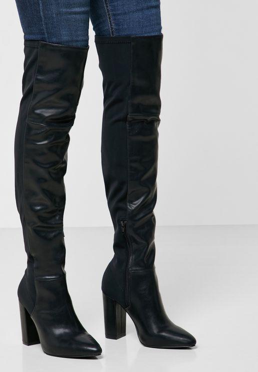 Fontana Knee Boot