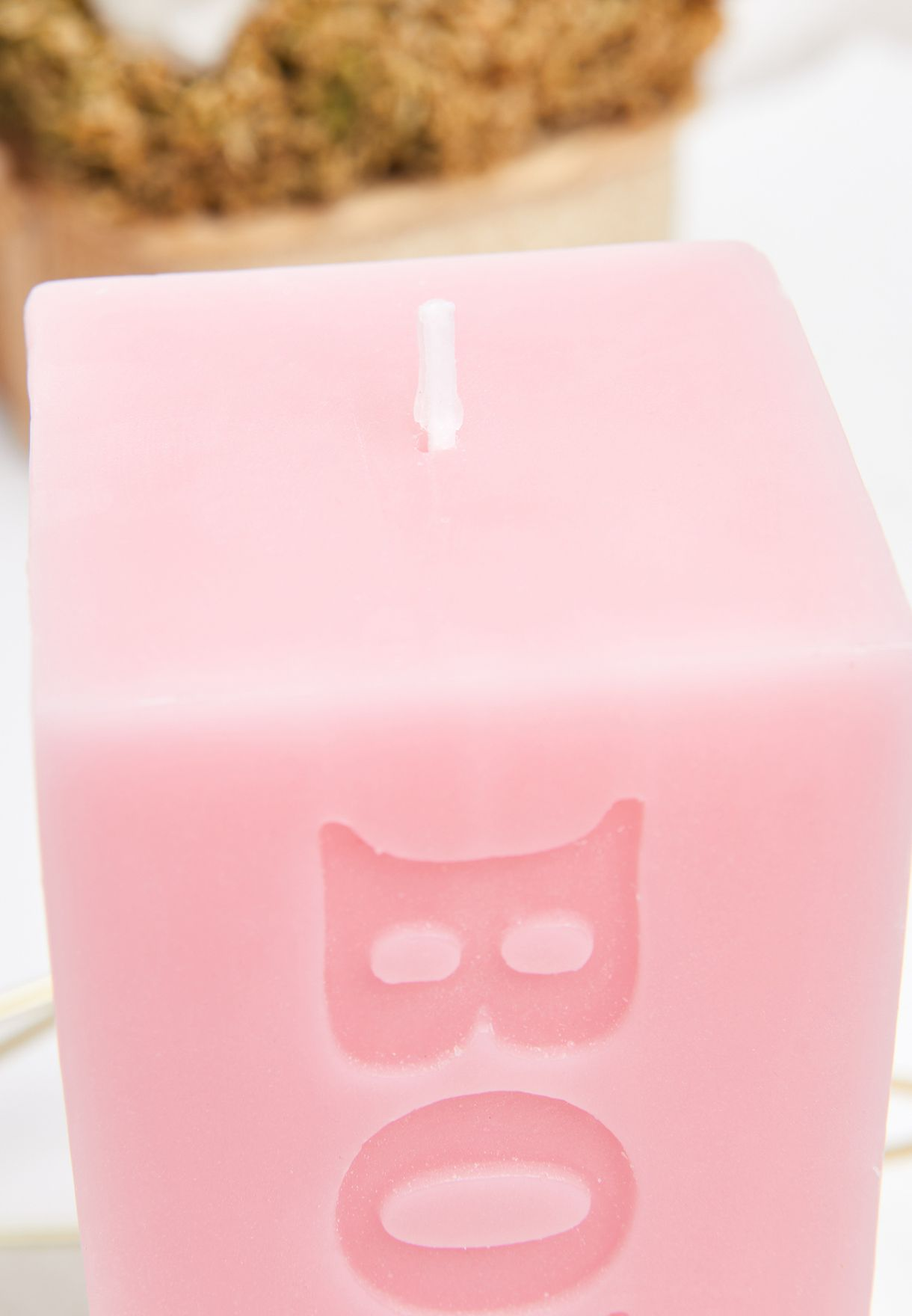 Boujee Block Quote Candle