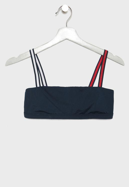 صدرية براليت مزينة بشعار الماركة