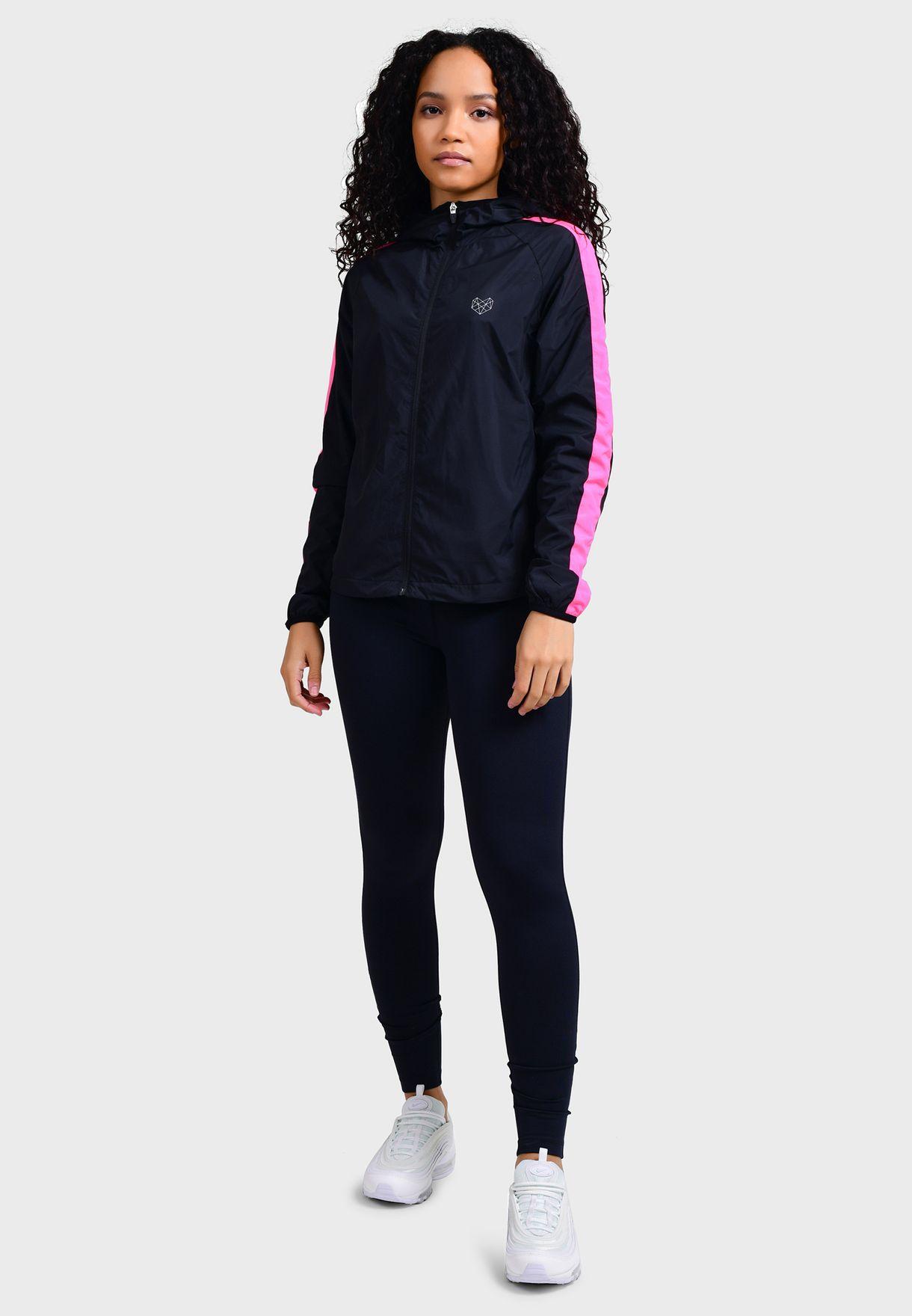Topaz Windcheater Jacket