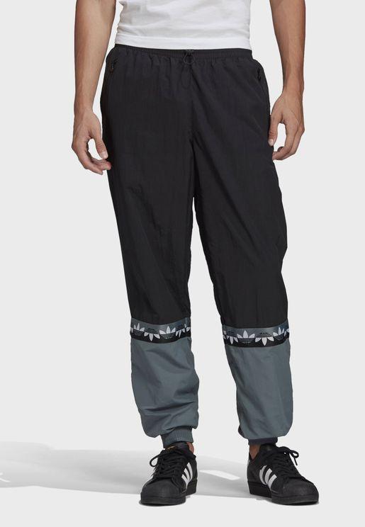 Slice Trefoil Track Pants