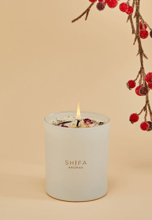 Rose Otto, Peony & Oud Candle