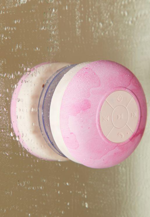 مكبر صوت للحمام مقاوم للماء
