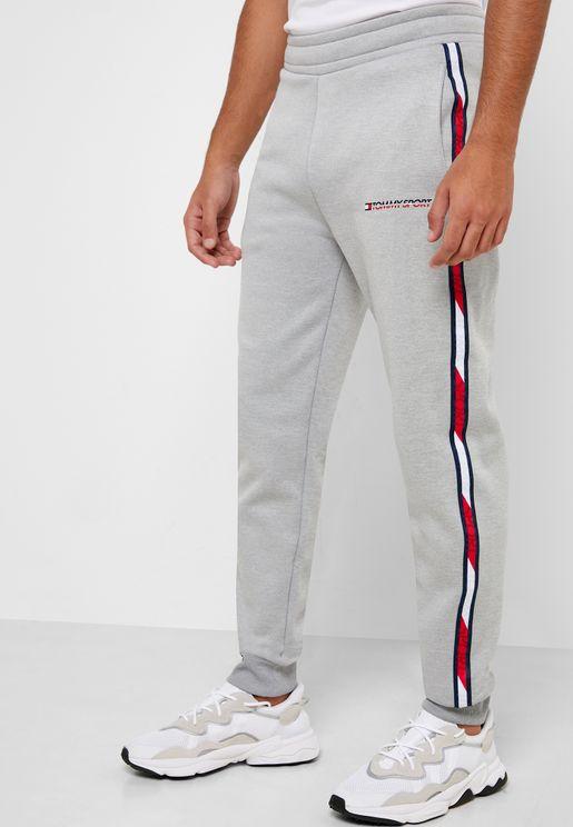 Fleece Taped Sweatpants