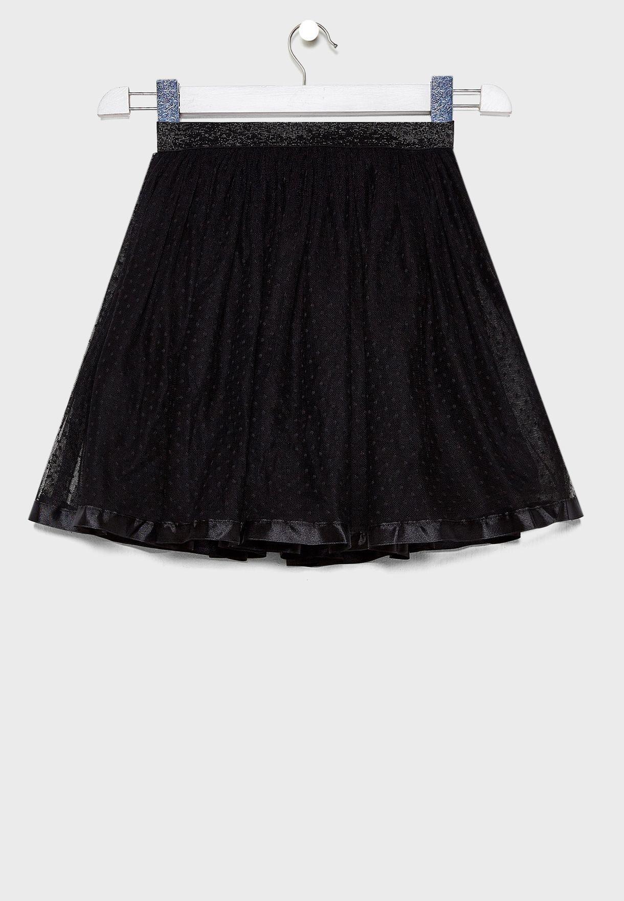 Kids Sheer Skirt