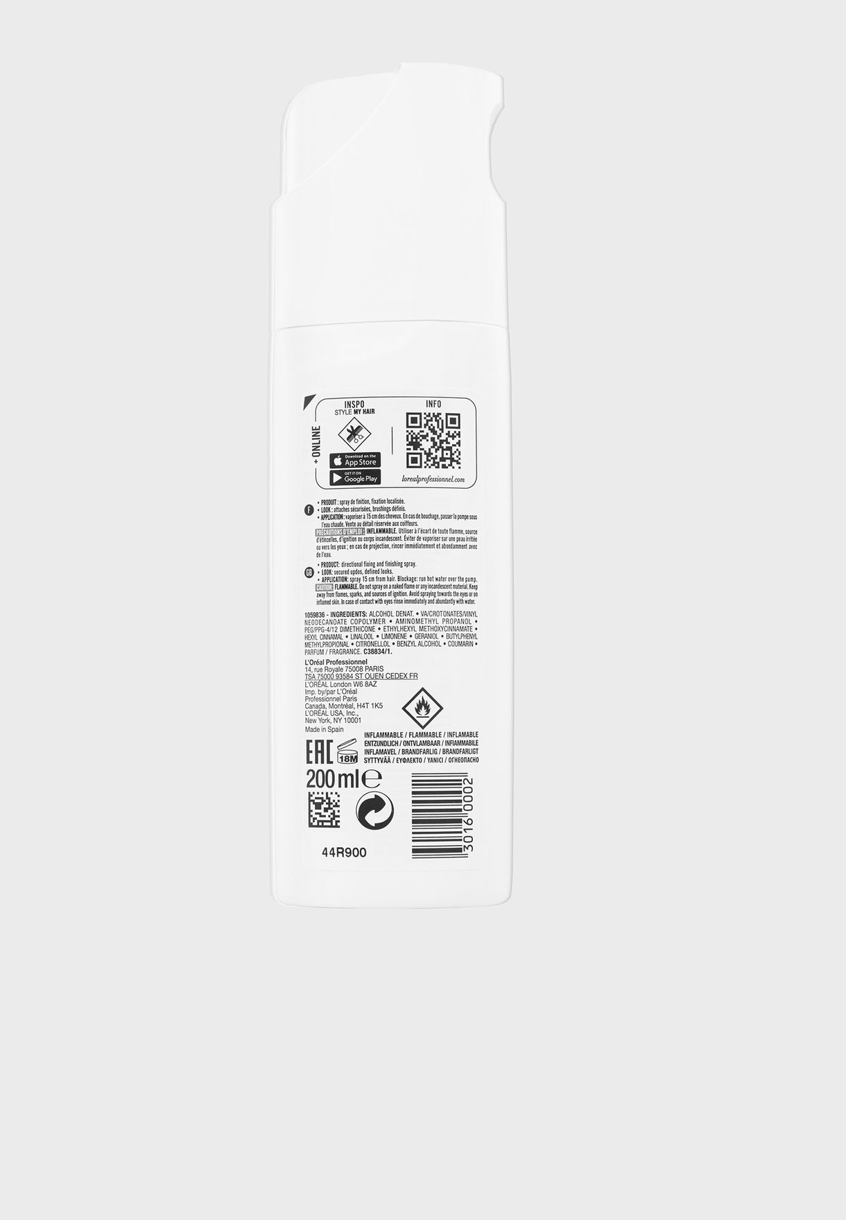 Tecni Art - Fix Design Spray