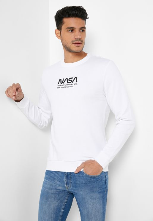 NASA License Sweatshirt