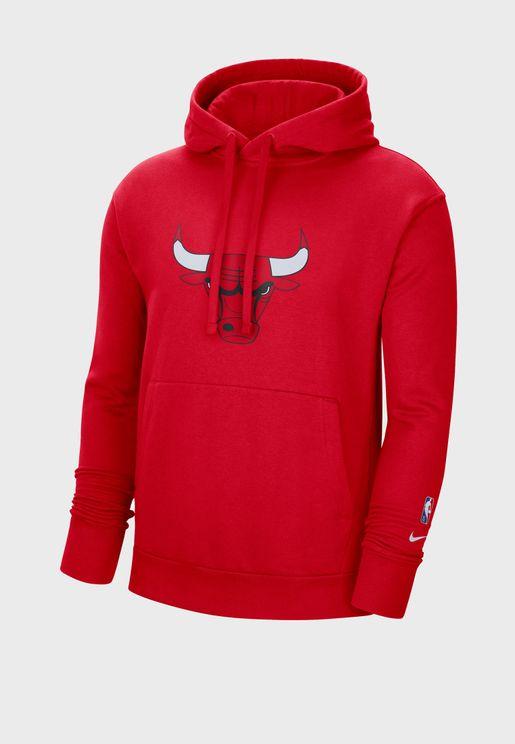 Chicago Bulls Essential Fleece Sweatshirt