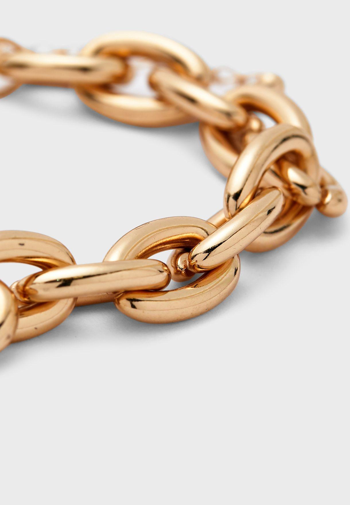 Multipack Chain Link Bracelets