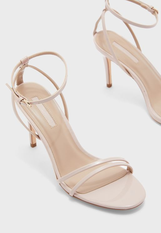 Secret High Heel Sandal
