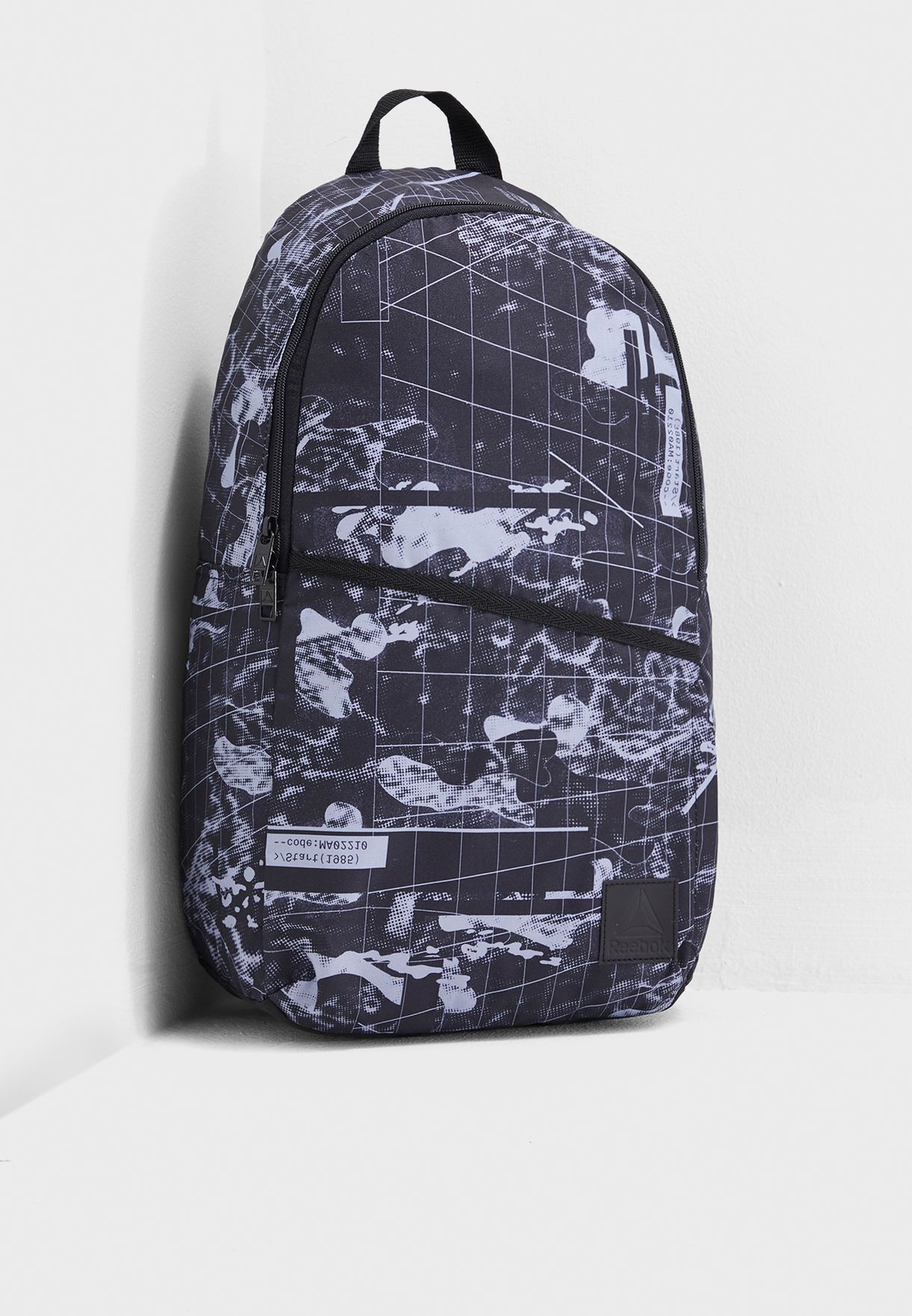 Style Found Follow Graphic Backpack