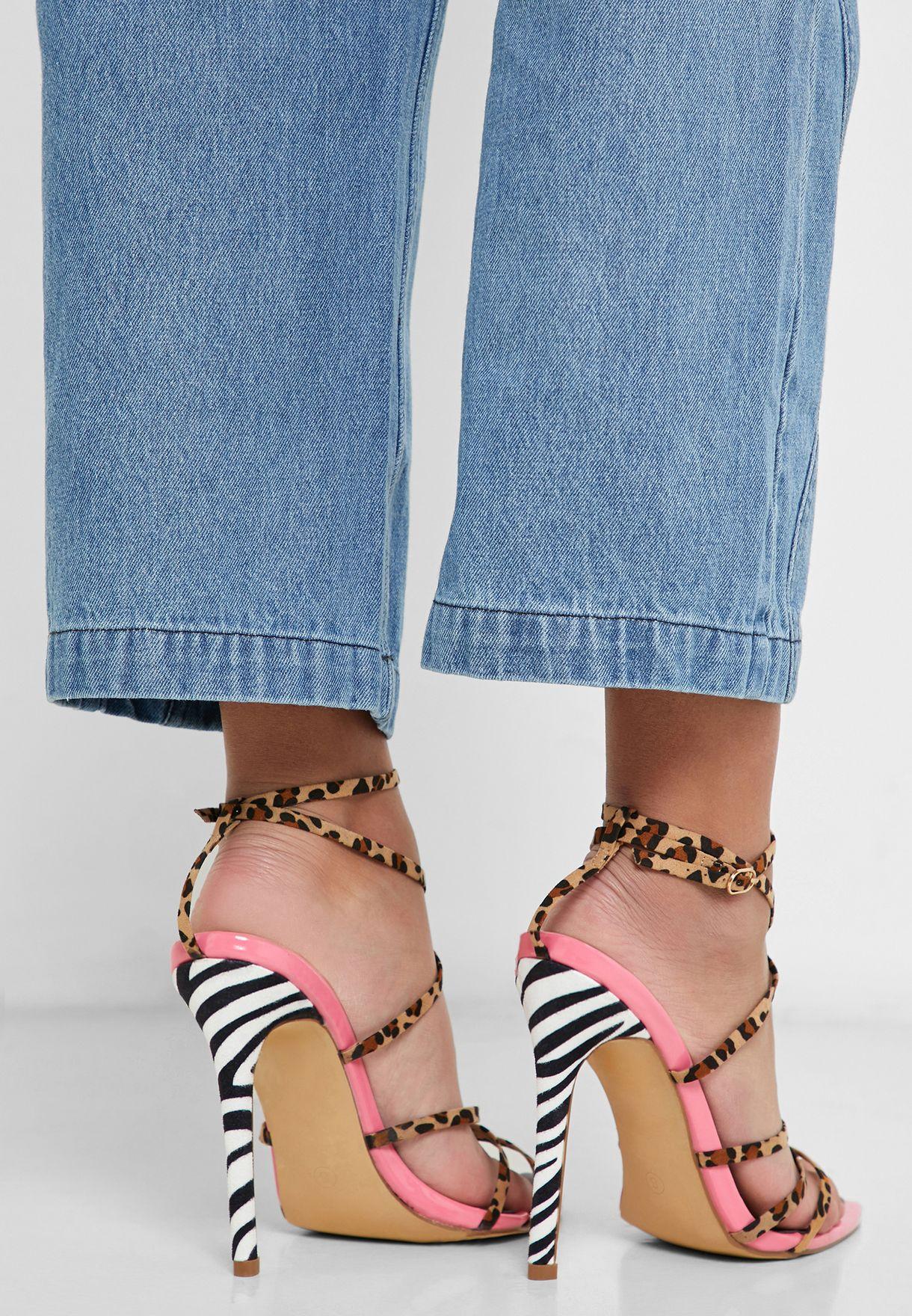 Safari Multi Strap Sandal