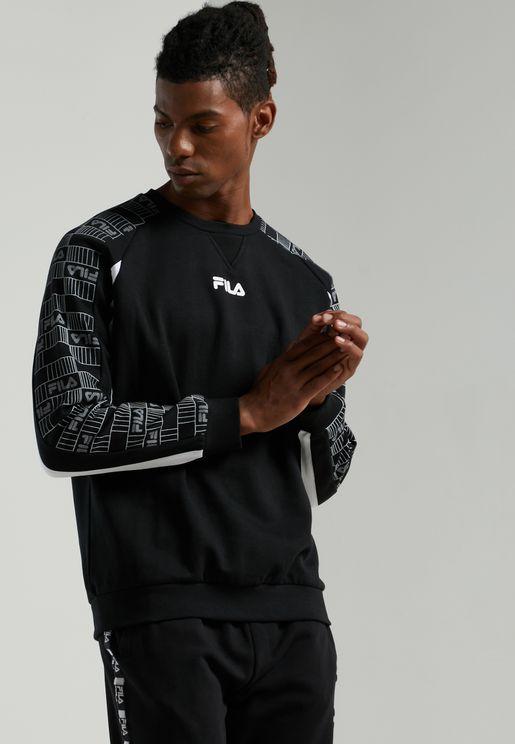 Jerrod Cut & Sew Sweatshirt
