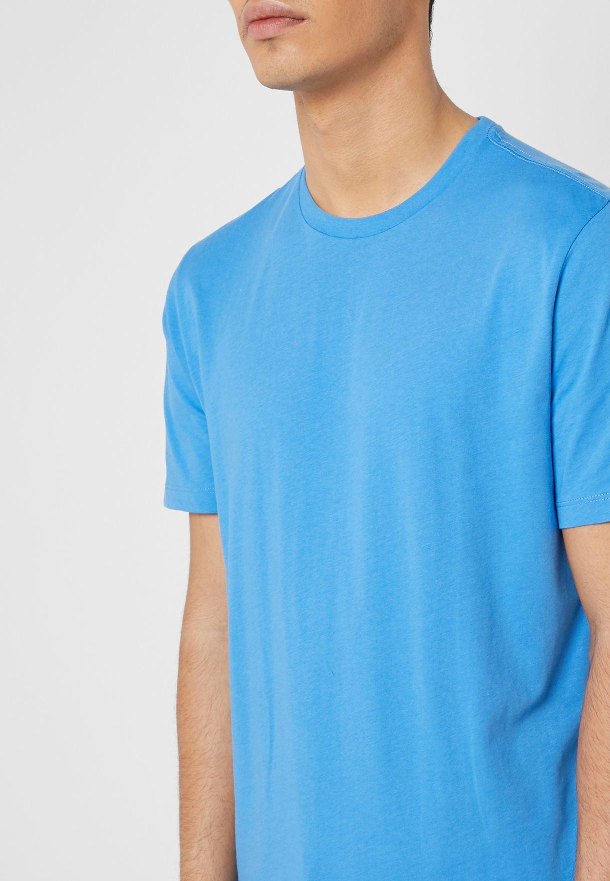 Bless Crew Neck T-Shirt