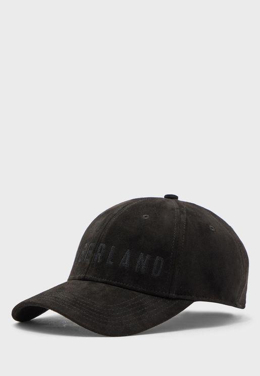 Flat Brim Baseball Cap