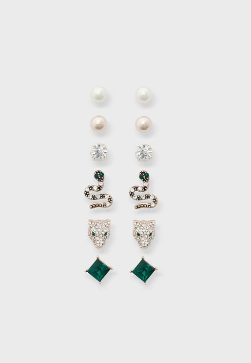 Lareanna Earrings Set