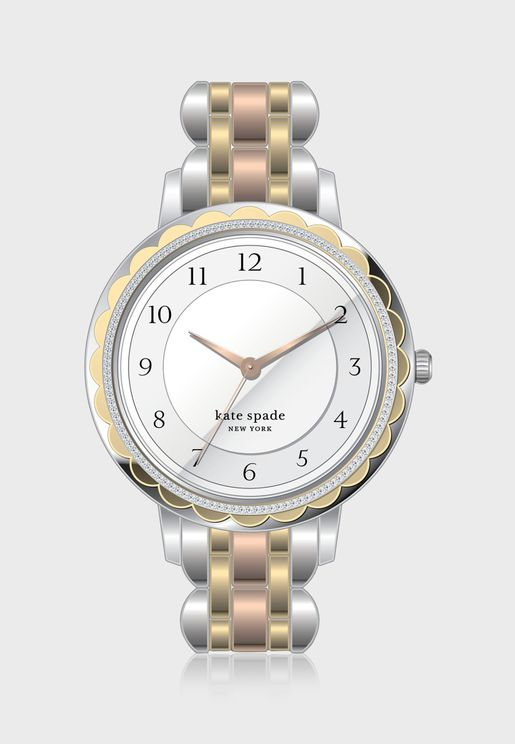 KSW1571 Morningside Analog Watch