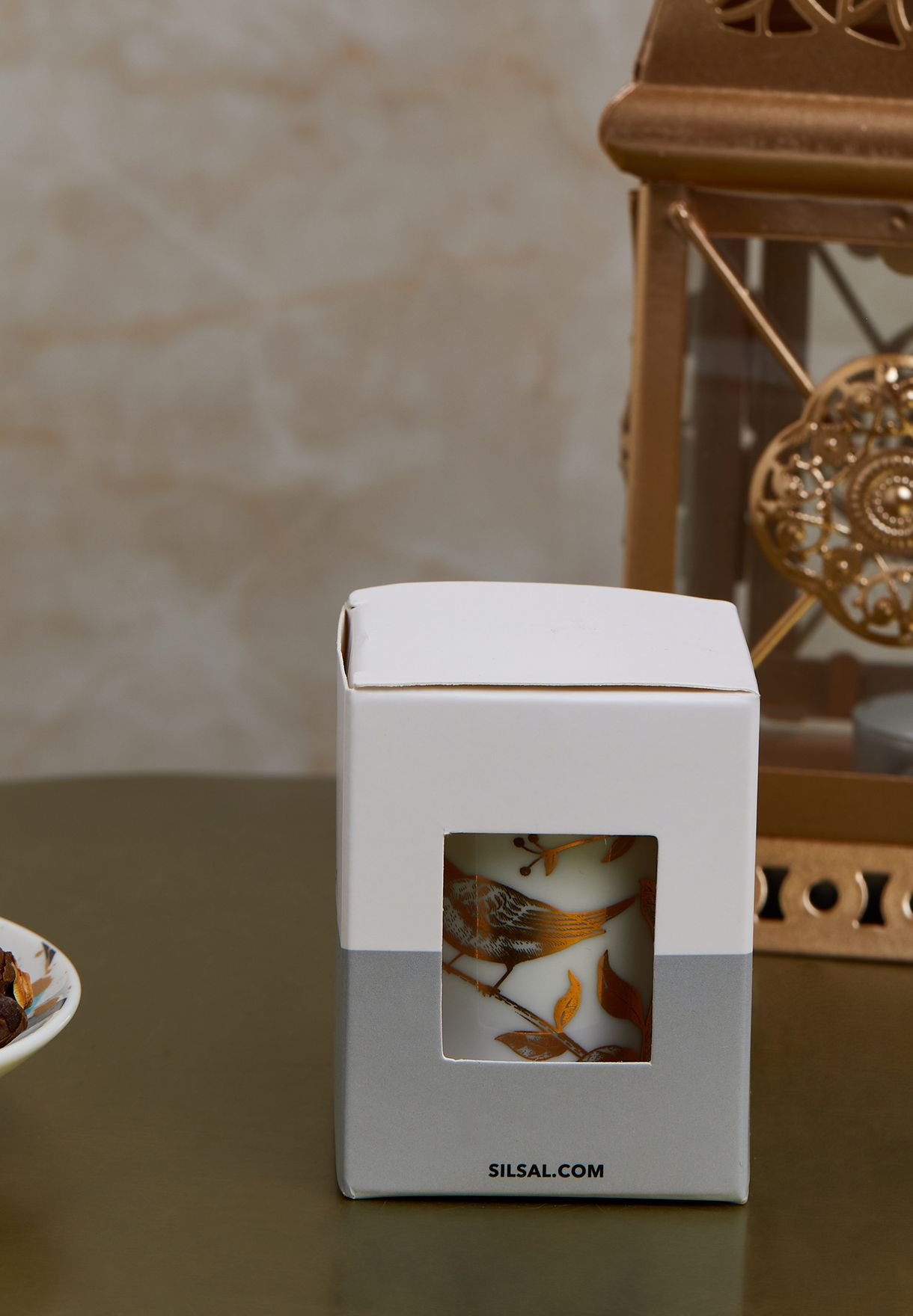 Mini Kunooz Oud Candle 60g