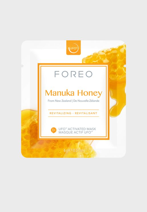 Ufo Mask Manuka Honey