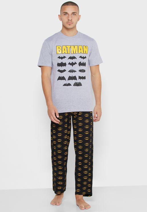 Batman PJ Set
