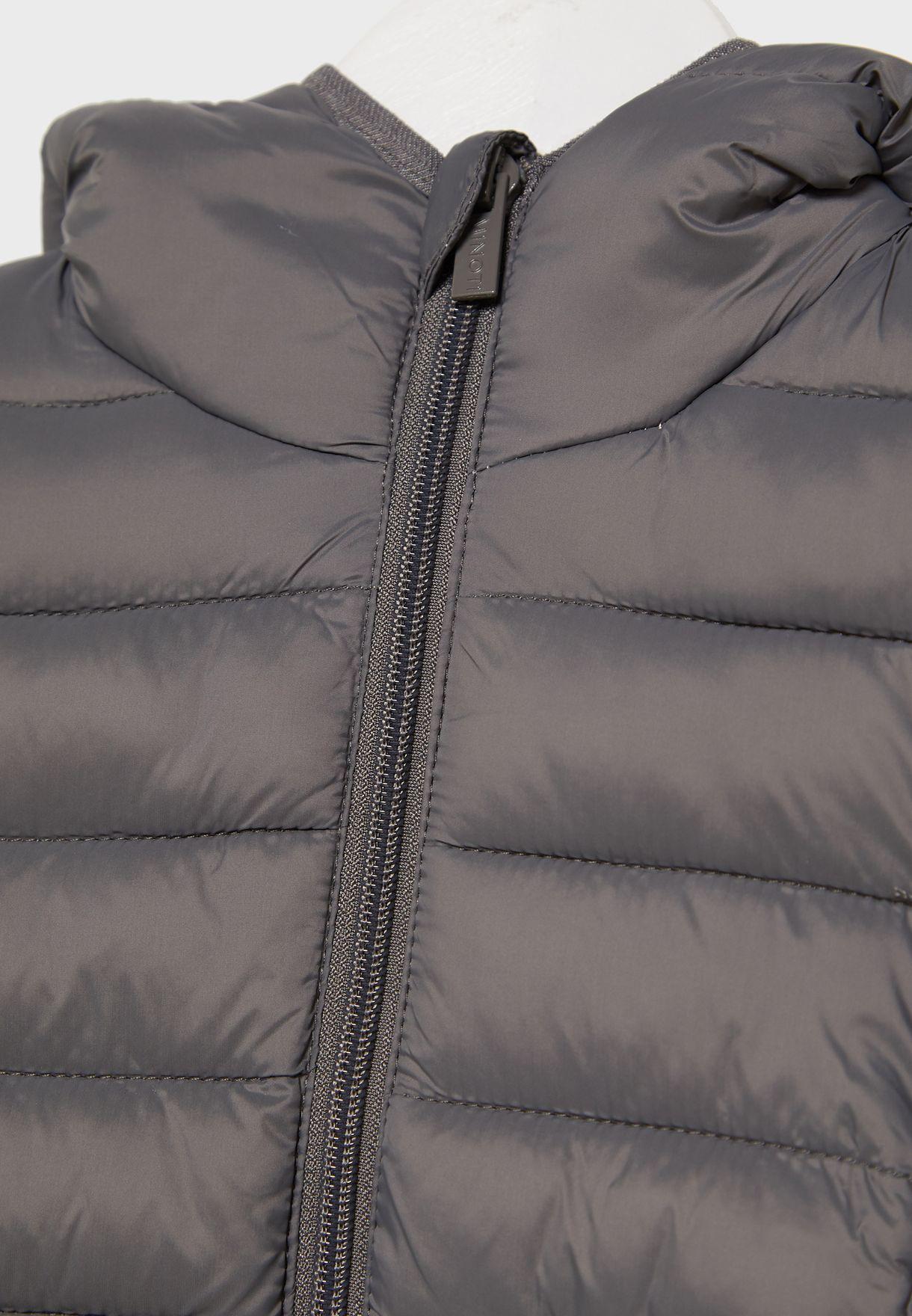 Kids Classic Puffer Jacket