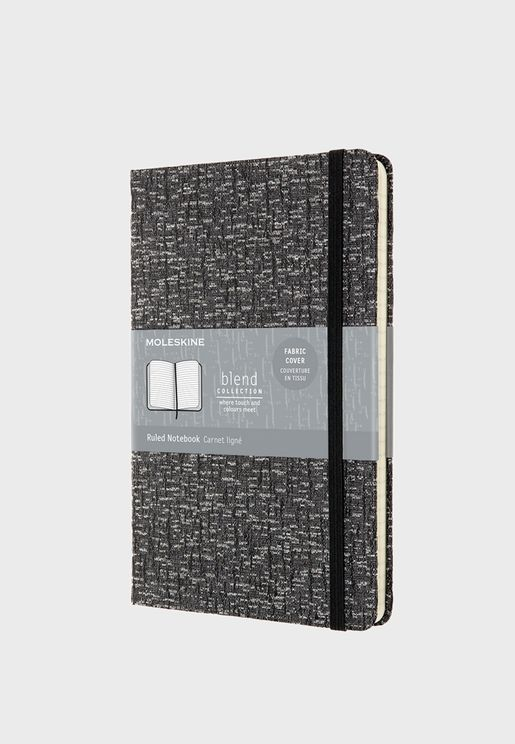 Blend Collection Large Ruled Notebook