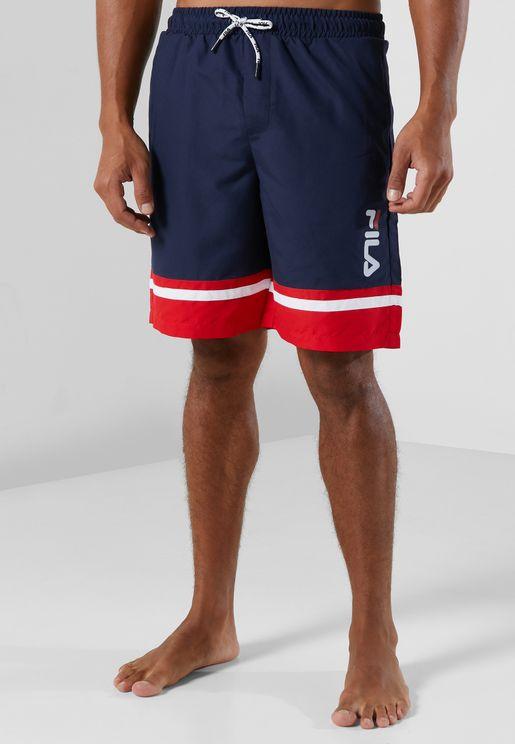 Aspen Block Swim Shorts