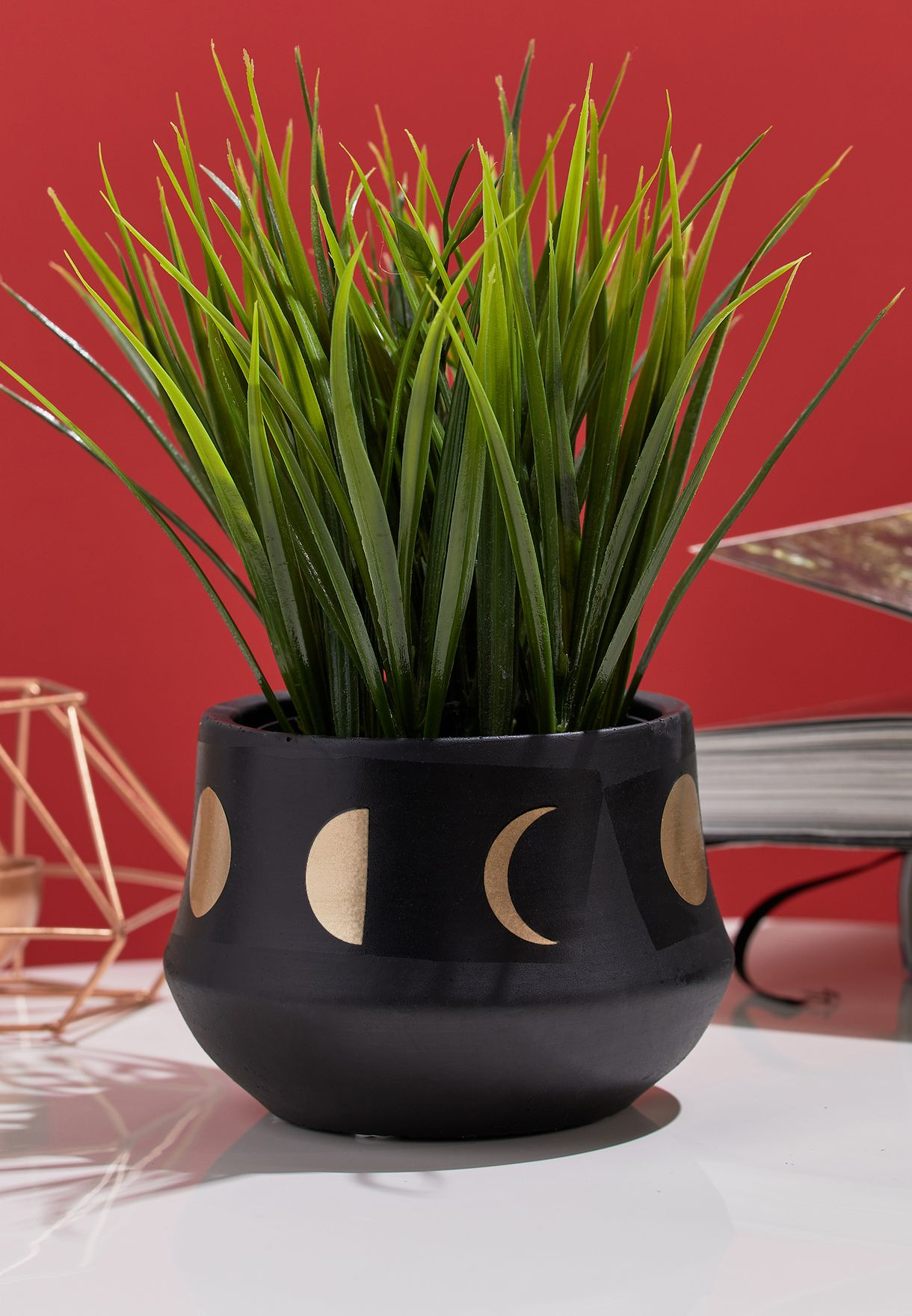 Moon Phases Planter