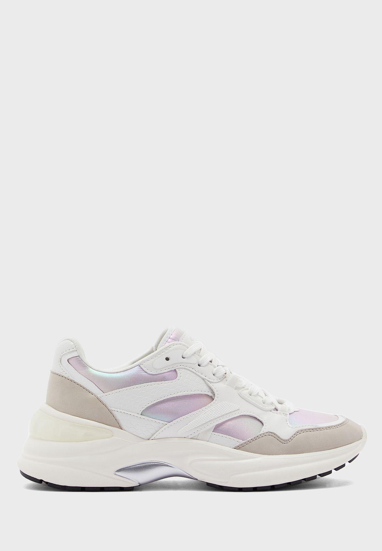 Koisa Wedge Sneakers