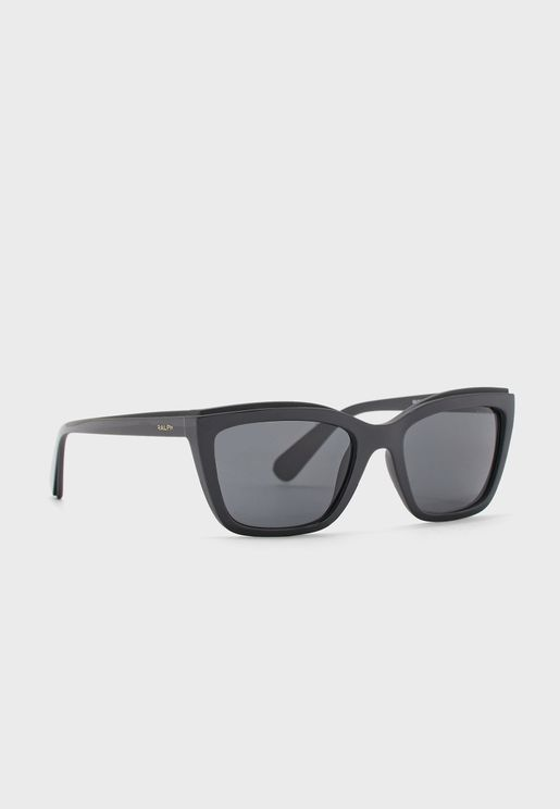 0RA5263 Rectangle Sunglasses
