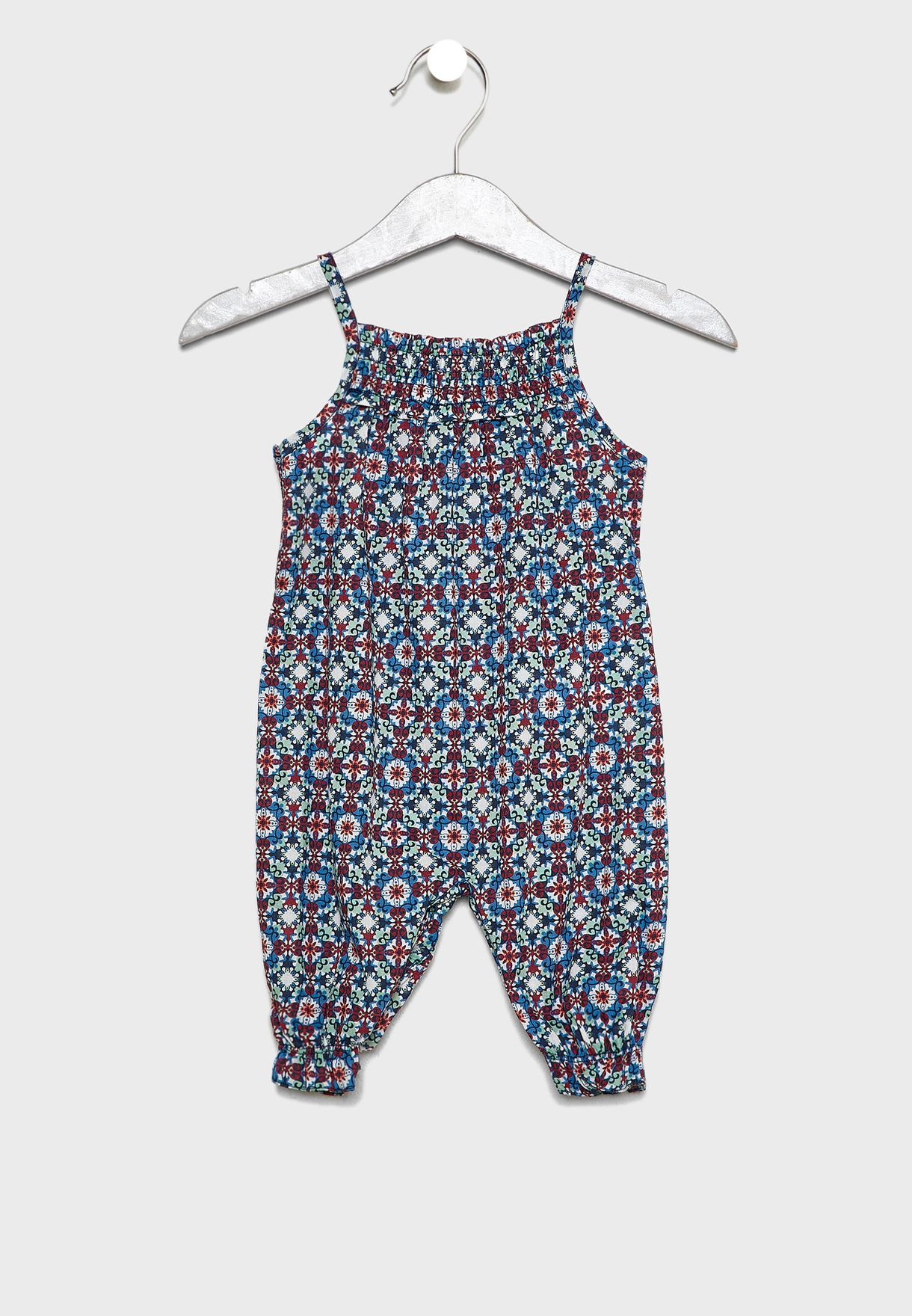 Infant Printed Jumpsuit