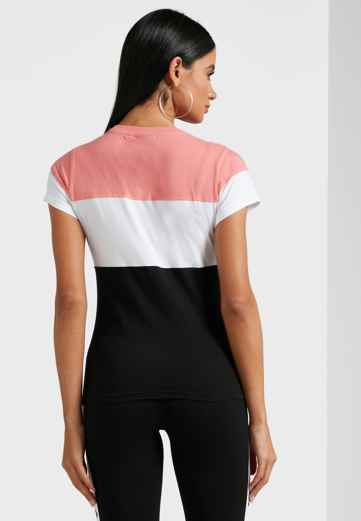 Anna Cut & Sew T-Shirt