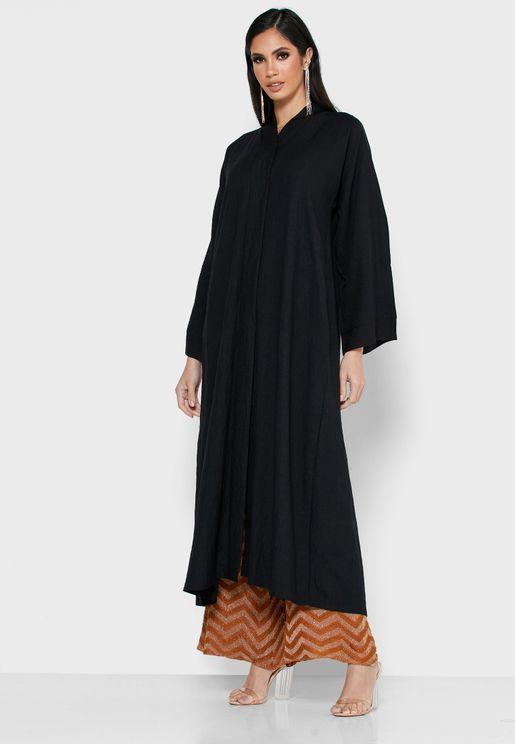 Essential Straight Abaya
