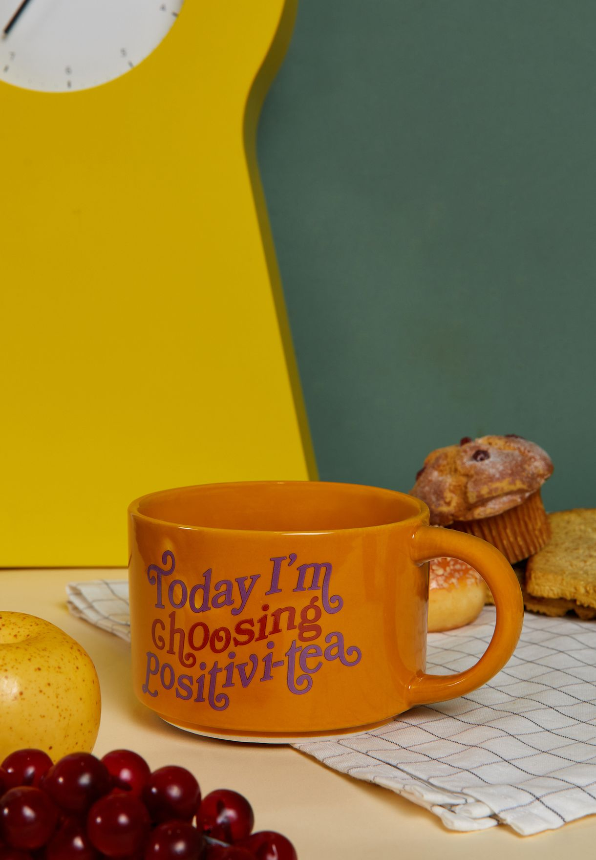 Today I'm Choosing Positive Tea Mug