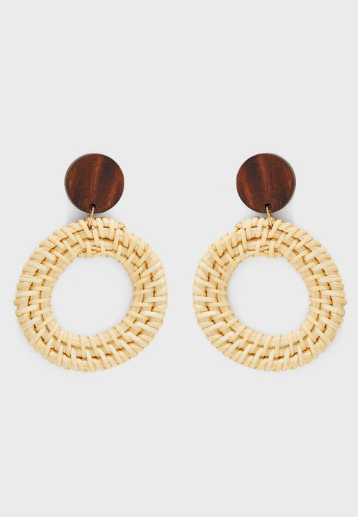 Tadorna Drop Earrings