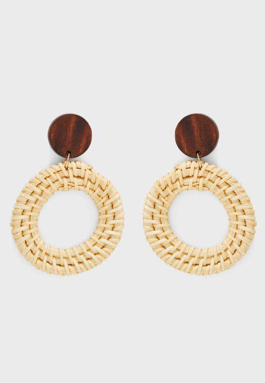 Tadorna Drop Earrings