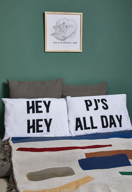 Novelty Pillow Case