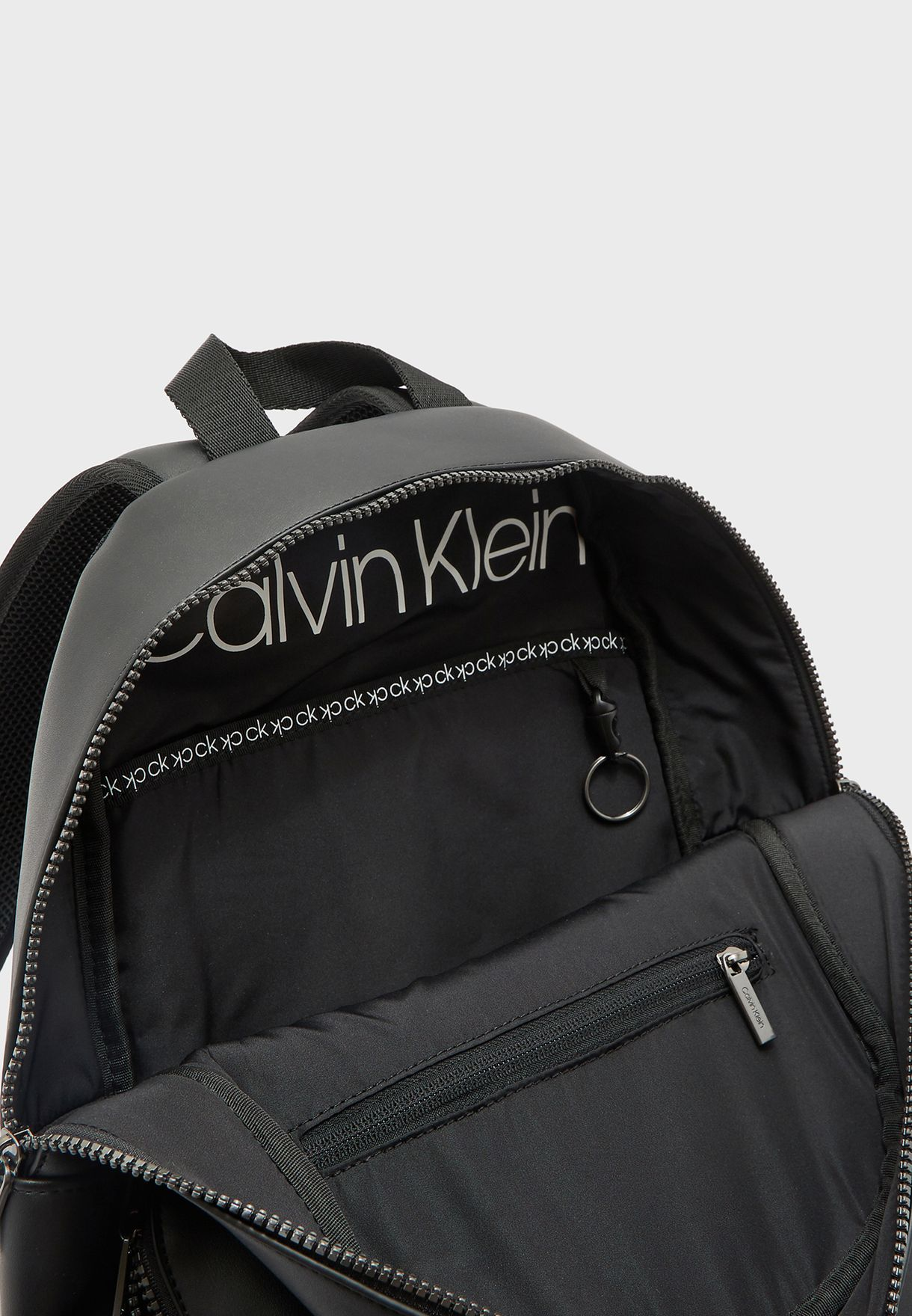 Central Round Backpack