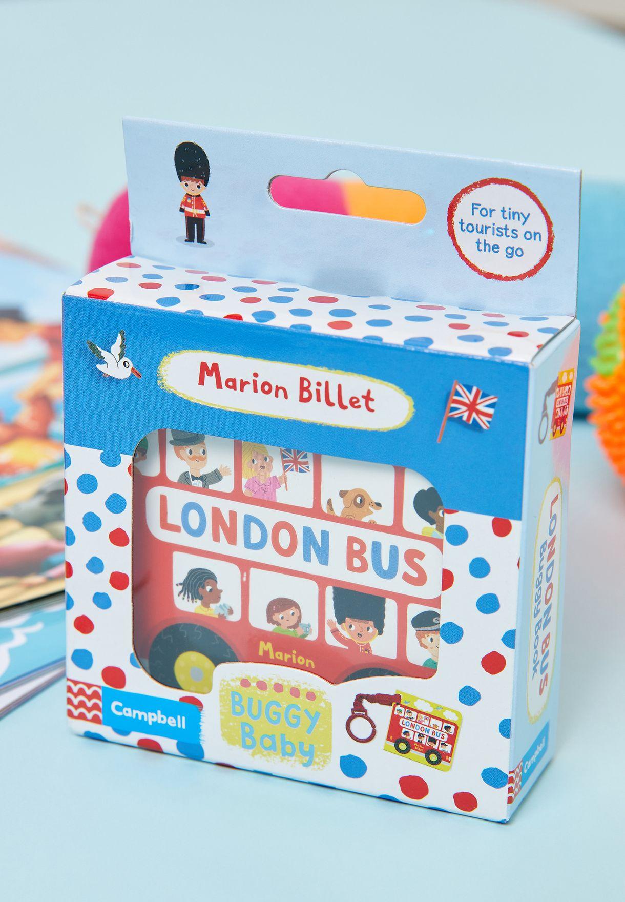 كتاب باص لندن للاطفال