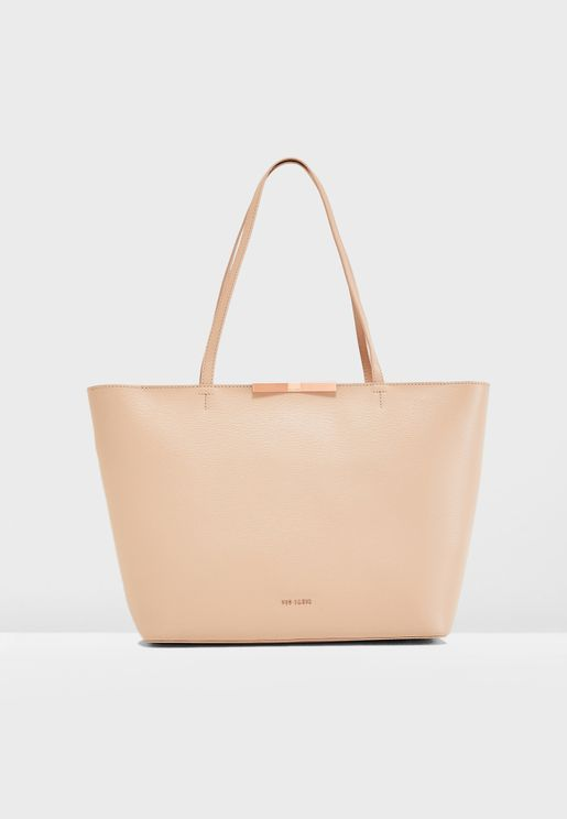Joycee Colour Block Shopper