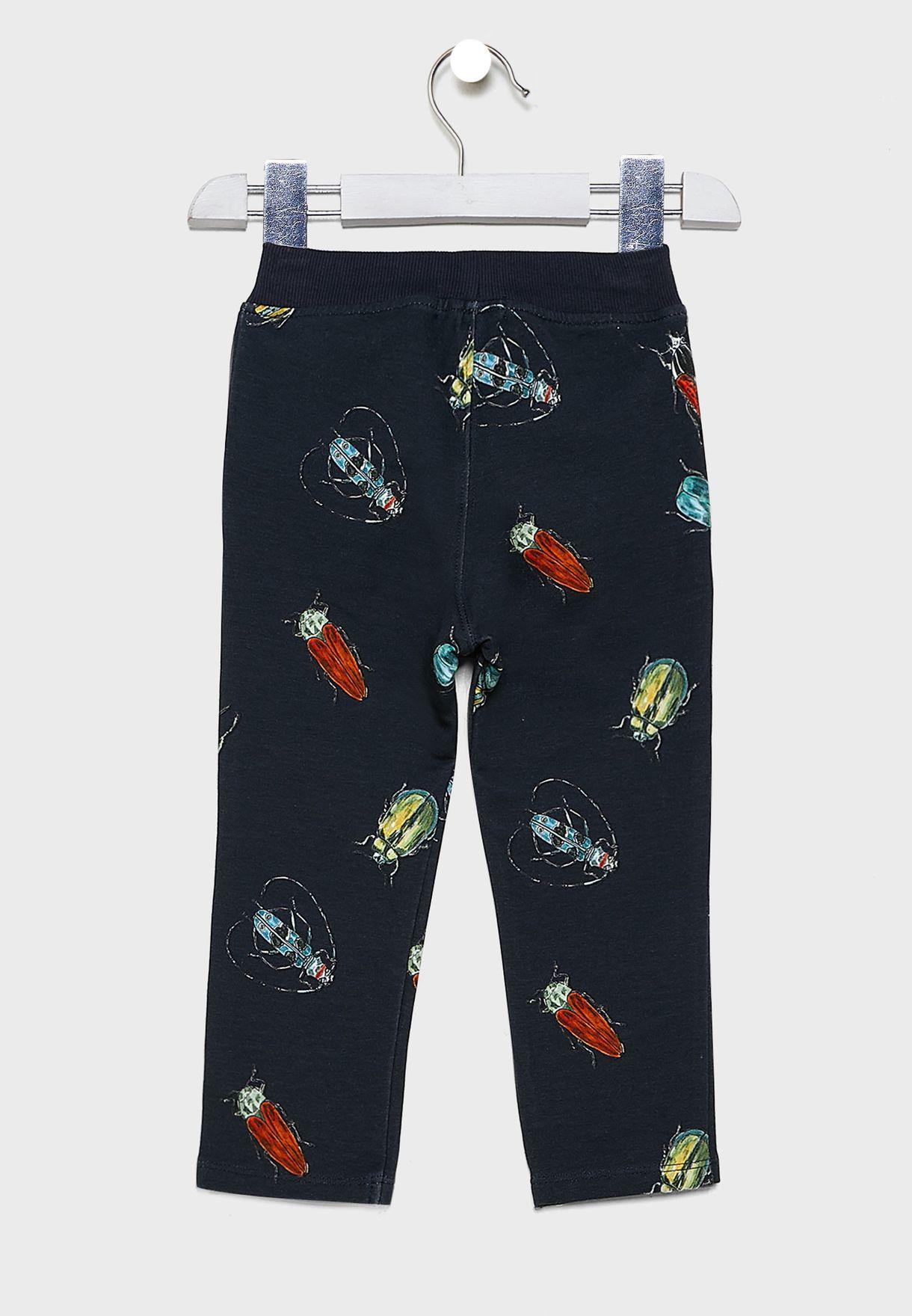 Kids Buggy Tie-Waist Sweatpants